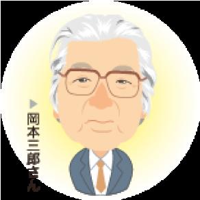 冈本三郎插图
